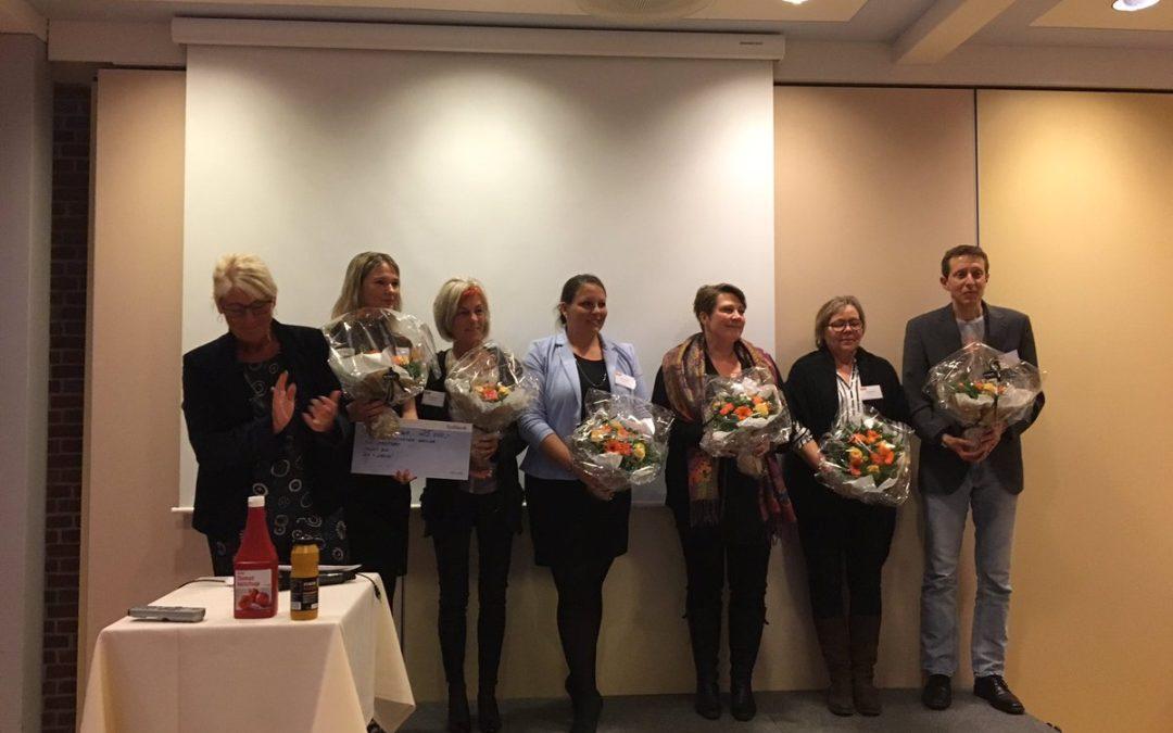 VUC Storstrøm vinder Uddannelsespris 2017